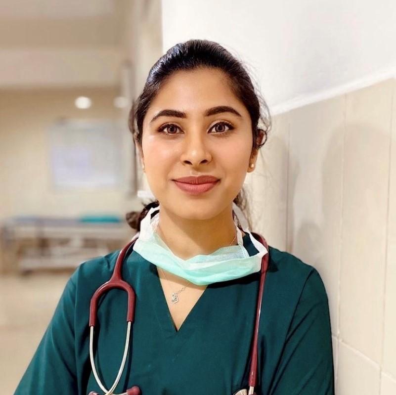 Dr. Mariyam Fatima M.B.B.S