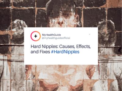 Hard Nipples Tweet on women mural